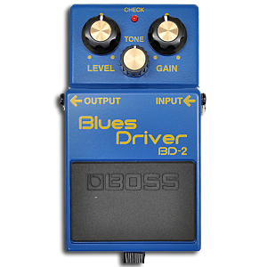 BOSS Blues Driver ブルースドライバー BD-2
