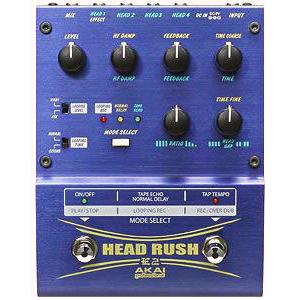 AKAI(アカイ)のループマシン Head Rush