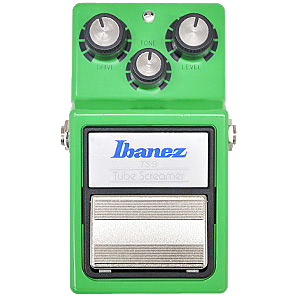 Ibanez TS9 チューブスクリーマー オーバードライブ
