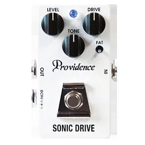 providence Sonicdrive オーバードライブ