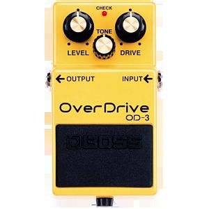 BOSS OD-3 オーバードライブ