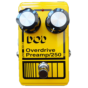 DOD Overdrive Preamp/250
